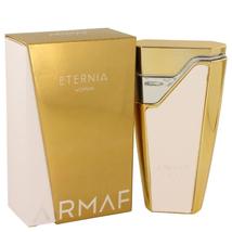 Armaf Eternia by Armaf Eau De Parfum Spray 2.7 oz - $26.85