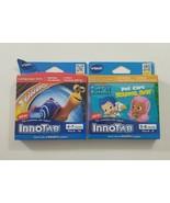 VTECH INNOTAB Educational Game Lot - Turbo - Bubble Guppies  - $18.69