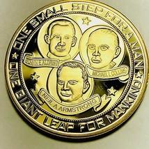 Apollo 11 Challenge Coin - US SELLER - $16.44