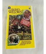 The Wind in the Willows VHS Thorn EMI - $9.95