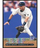2000 Fleer Ultra #200 Derek Jeter - $3.00