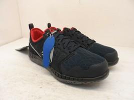 Reebok Work Boy's Low Zprint EH SR Steel Toe Athletic Work Shoes Navy Si... - $75.99