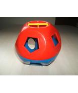 Shape-O Tupperware Vintage Toy Missing 3 Shapes Baby Kids Sorter Toy - $15.36