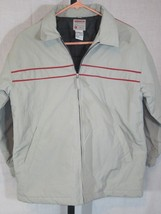 quiksilver jacket beige boys Size m medium - $29.69