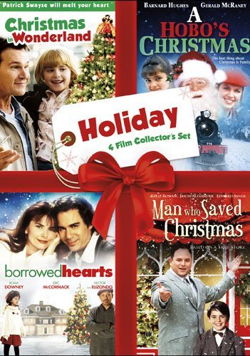 Holiday Four Film Collector's Set DVD