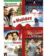 Holiday Four Film Collector's Set DVD - $5.95