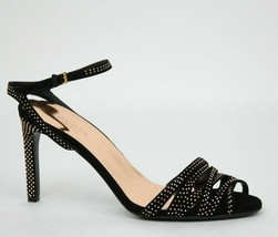 NEW IN BOX Gucci Black Suede Studded Horsebit Sandal US 6/ EU 36 MRSP $795 - $543.99