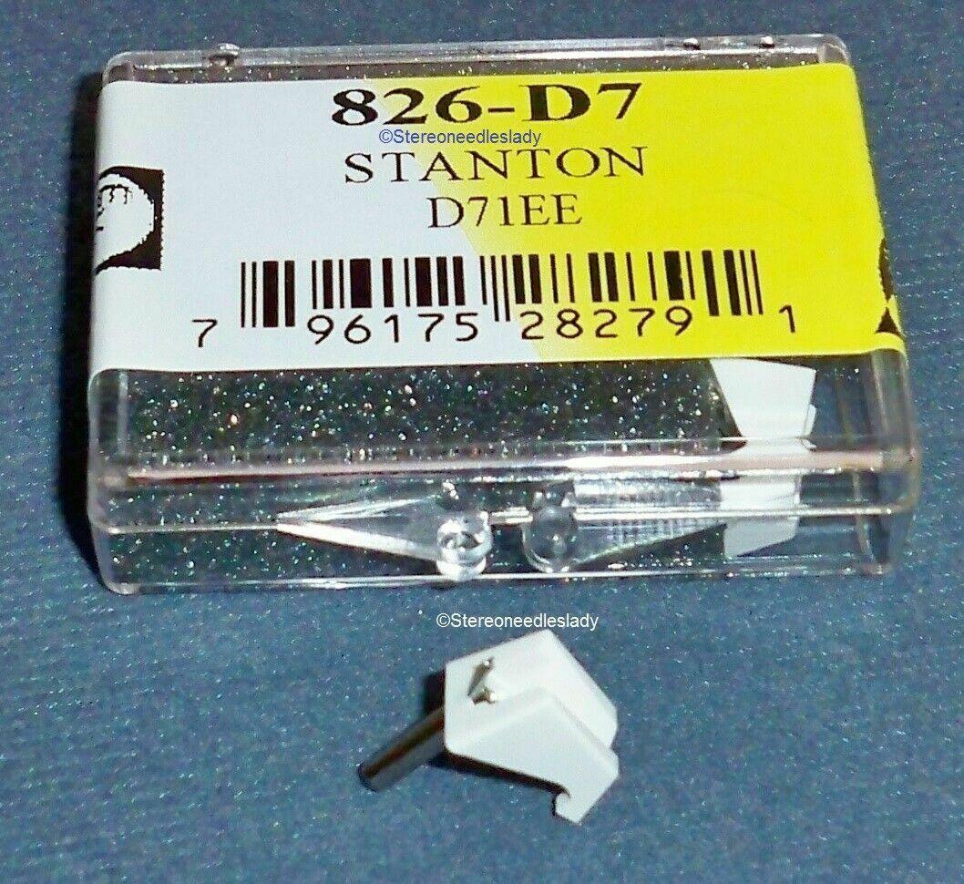 826-D7 for Stanton L720 L725EE D71EE DLE TLE replaces 4826-DE 4609-DE