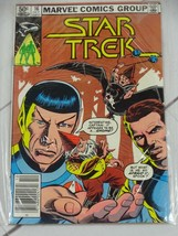 Original Star Trek Comic Book #16- Marvel 1980 Bagged - C2591 - $5.39