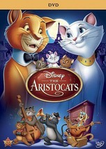 The Aristocats Special EditionDVD Walt Disney Kids Children Family Cats ... - $26.72