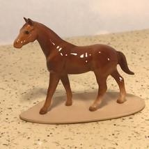 HAGEN RENAKER PORCELAIN VINTAGE MODEL HORSE FIGURINE STATUE ARABIAN STAL... - $69.25