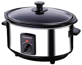 Morphy Richards 48710 170W 3.5L Stainless Steel Pot Of - Slow Cooker (170 W - $213.04