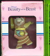 Beauty & the Beast Disney Figurine by Schmid Original Box - $39.99