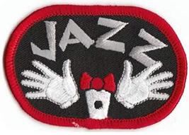 Cub Girl Boy JAZZ Embroidered Iron-On Fun Patch Crests Badge Scout Guides - $4.90