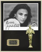 Jacqueline Bisset Reproduction Autographed 8 x 10 Photo LTD Edition Oscar Movie  - $66.45