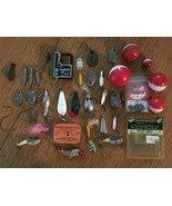 Lot Of Fishing Lures And Misc Items - $22.66