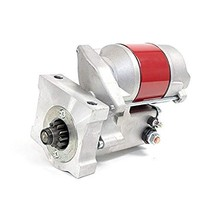 A-Team Performance 1.9 HP Mini Starter Red Compatible with GM LSX V8 image 2