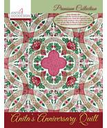 Anita Goodesign Anita Anniversary Quilt Premium Collection (CD ONLY) - $68.31