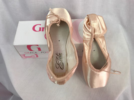 Grishko ED Elite Soft Shank Pointe Shoes, Size 3.0, 2X, New in Box - $33.95