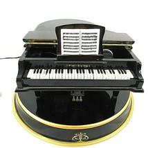 Mr Christmas Grand Piano Symphonique Musical 10 Disks Everyday Songs Holiday - $98.99