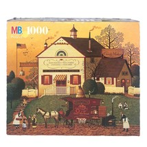 """Charles Wysocki's Americana 1000 Pc Jigsaw Puzzle 20""""x27"""" Sugar and Spice - $21.28"""