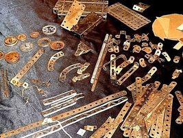 Erector Set American Model Builder No. 4 AA18-1303 Vintage image 8