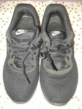 EUC NIKE GOLD SWISH + BLACK MESH SIZE 8 EXCELLENT CONDITION - $45.90