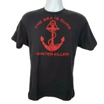 Hunter Killer T-shirt The Sea Is Ours Size L Tultex - $23.75