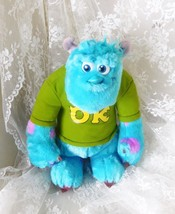 """Disney Pixar Monsters Inc. 11"""" Talking Sully Plush Toy - Squeeze Belly f... - $11.29"""