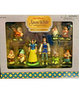 Disney Snow White Figures - $39.88