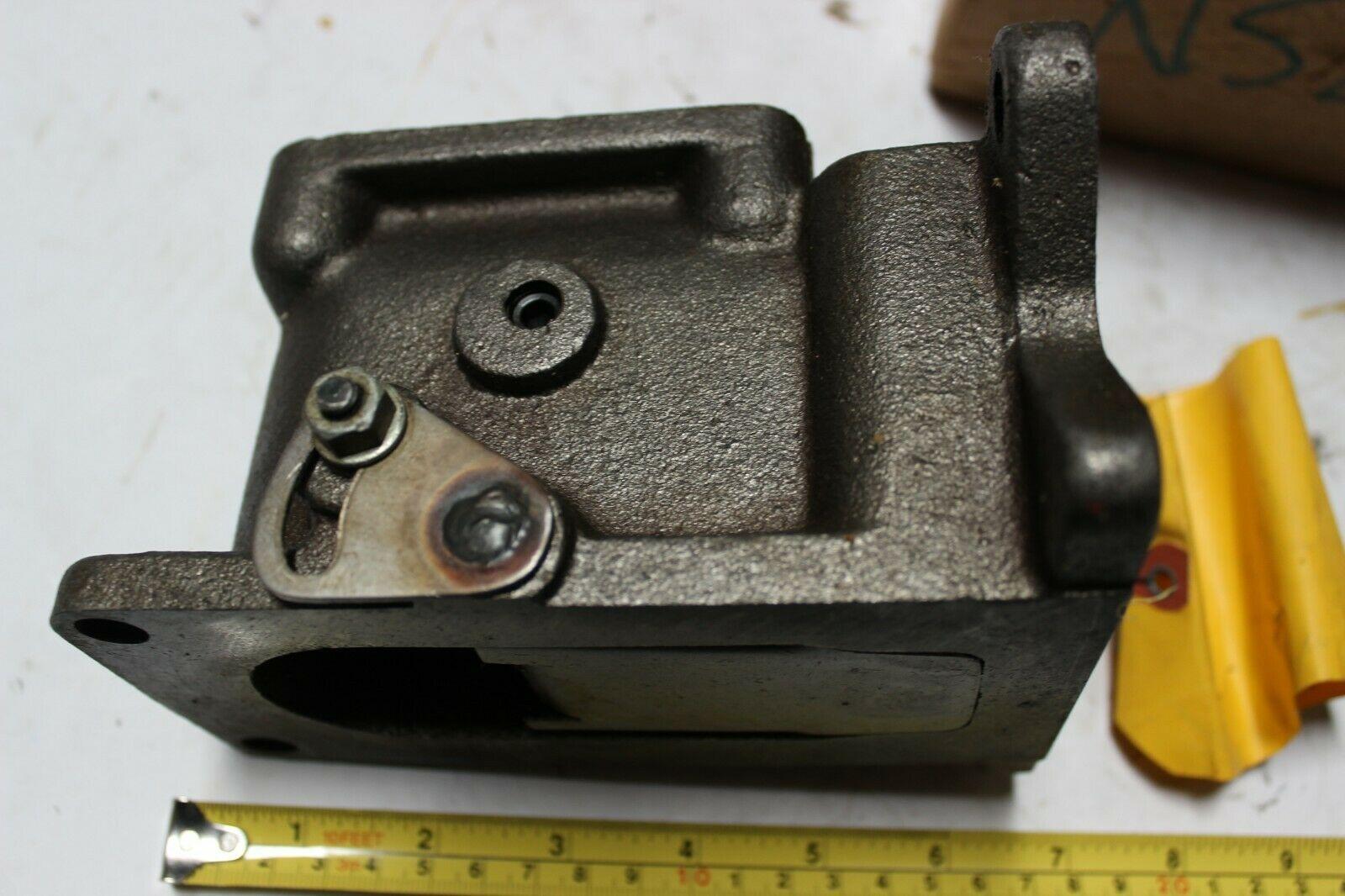 Sasco 7521989 Control Valve Adapter New
