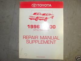 1996 Toyota T100 T 100 Camión Servicio Tienda Reparación Manual Suplemento - $33.70