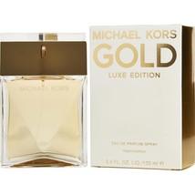 Michael Kors Gold Luxe Edition By Michael Kors Eau De Parfum Spray 3.4 Oz - $74.32