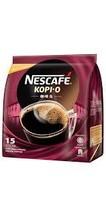 NESCAFE Kopi O 15 Sticks 17g Instant Coffee - $18.00