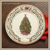 Lenox Christmas Annual Holiday Trees Around the World Chile Collector Pl... - $85.14