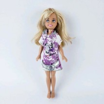 Barbie Doll Blonde Blue Eyes Stacie Freckles 2008  - $14.84