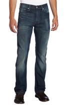 Levi's Strauss 513 Men's Original Straight Leg Denim Jeans 08513-0200 - 34x34 image 1