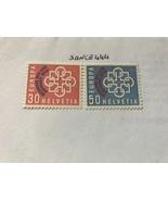 Switzerland Europa 1959   mnh - $26.00