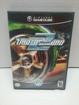 Need For Speed Underground 2 - Nintendo GameCube - Includes Manual - Tested - $12.99