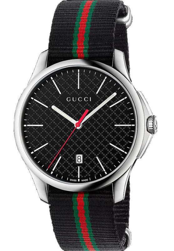 cd3df6ca3e5 GUCCI Quartz G-Timeless Black Dial Men s and 20 similar items. S l500