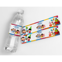 Little Baby Bum Personalized Water Bottle Labels - $21.78