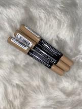 3 x NYX Gotcha Covered Concealer Pencil Medium Olive NEW Sealed - $19.79