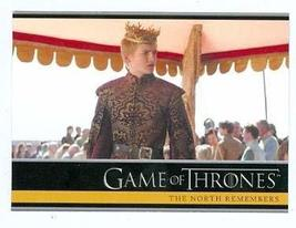 Game of Thrones trading card #01 2013 King Joffrey Baratheon - $4.00