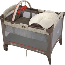 Graco Pack 'N Play Playard with Reversible Napper and Changer Forecaster - $119.07