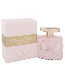 Bella Rosa by Oscar De La Renta Eau De Parfum Spray 3.4 oz for Women - $92.95