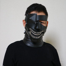 Tokyo Ghoul Mask Helmet Halloween Cosplay Season PVC - $38.08 CAD