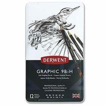 *Derwent graphic pencil soft 12 Set of 34215 - $24.84