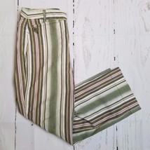 Ann Taylor LOFT Women's Laura Dress Pants Sz 2 Striped Dress Pants Stret... - $19.79