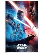 "STAR WARS: THE RISE OF SKYWALKER MOVIE POSTER 24"" X 36"" - $15.10"