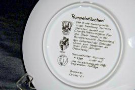 "Königszelt Bavaria ""Rumpelstilzchen"" Commemorative Plate by Charles Gehm AA20-CP image 5"